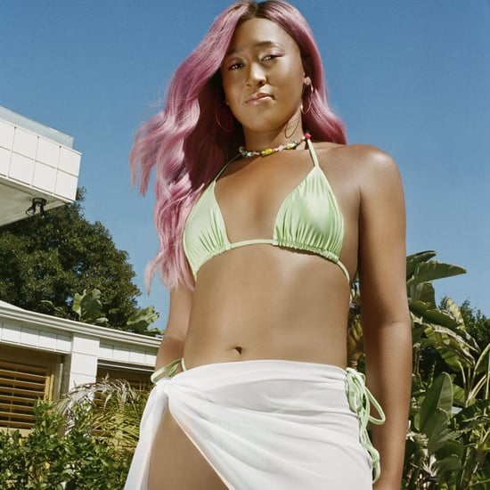 Naomi Osaka Is Creating a Collection With Frankies Bikinis
