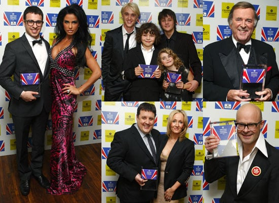 Roundup Of The Week's Biggest Celebrity and Entertainment News Stories Featuring the British Comedy Awards