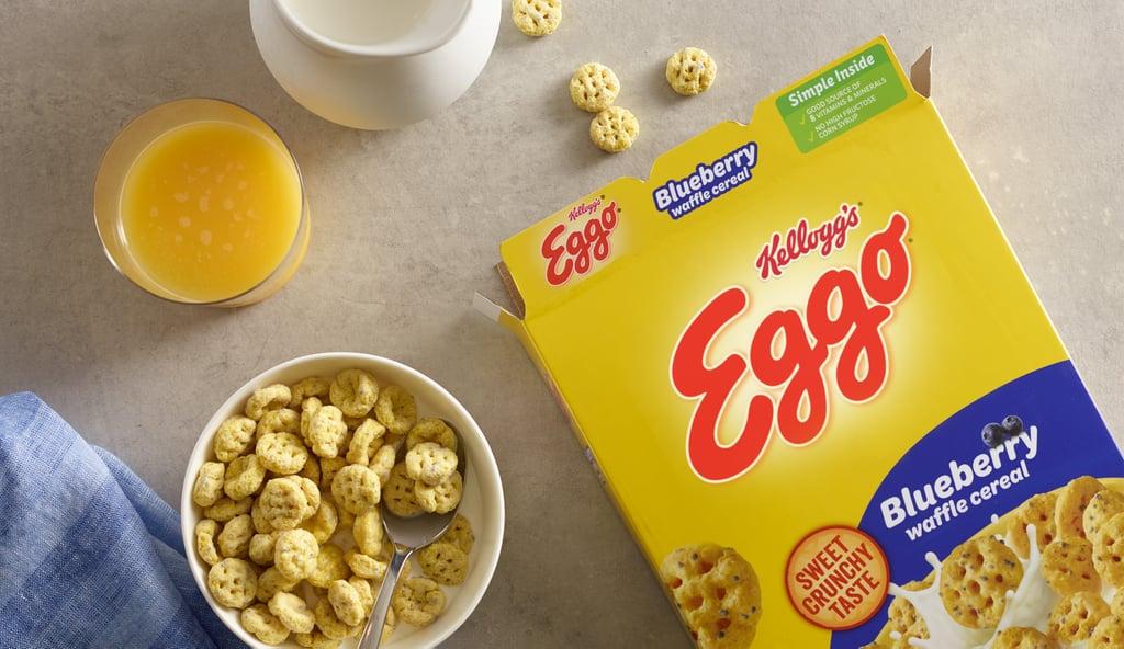 Eggo Waffle Cereal Is Hitting Walmart Shelves Soon