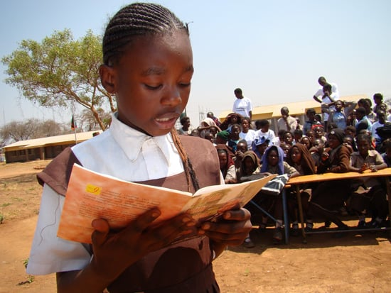 Room to Read Expands Global Literacy