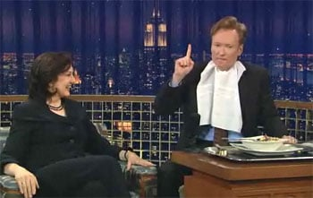 Conan O'Brien Irishes Up Good Housekeeping's Stew
