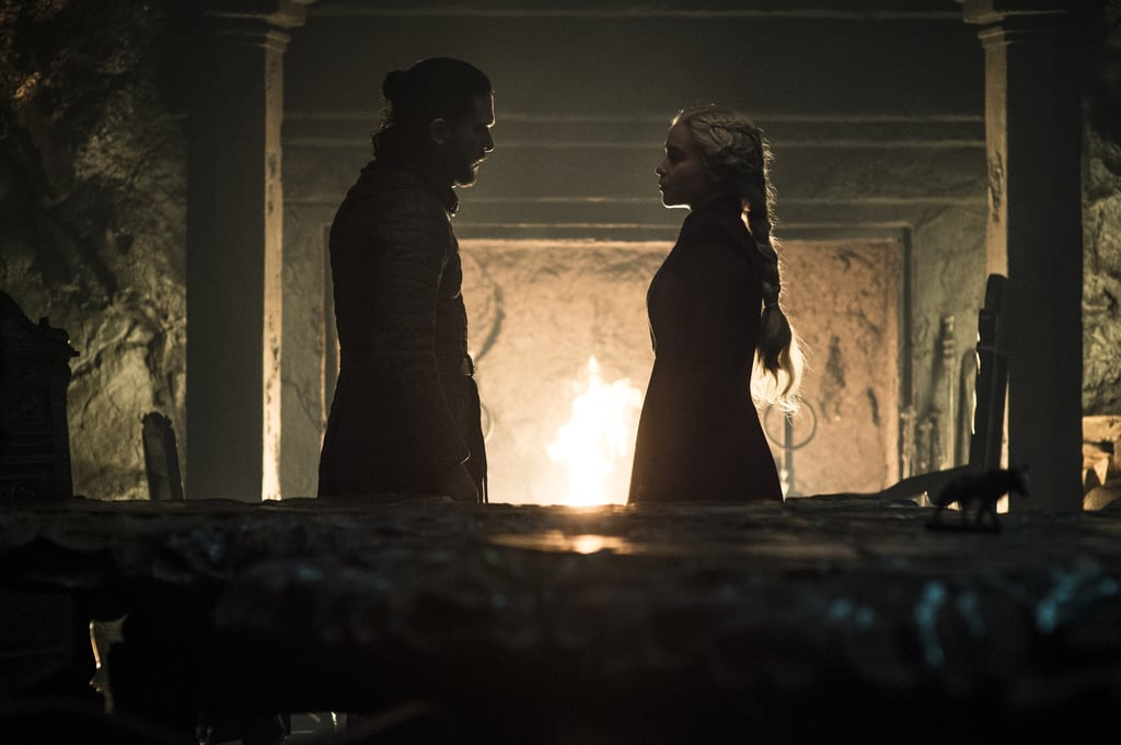 What Does Daenerys Say to Jon Snow in Season 8 Episode 5?