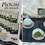 Mikawaya Mochi Ice Cream: Green Tea Matcha
