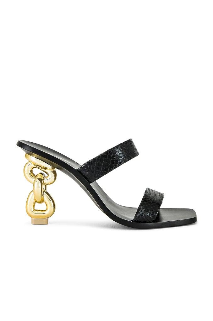 A Cool Heel: Cult Gaia Vivianne Sandal