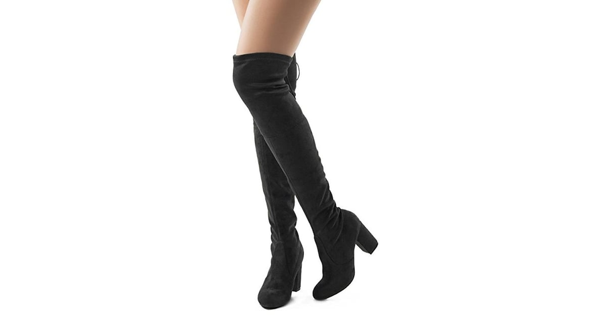 0d9220052e876 Room of Fashion Thigh-High Over-the-Knee Boots | Best Boots on ...