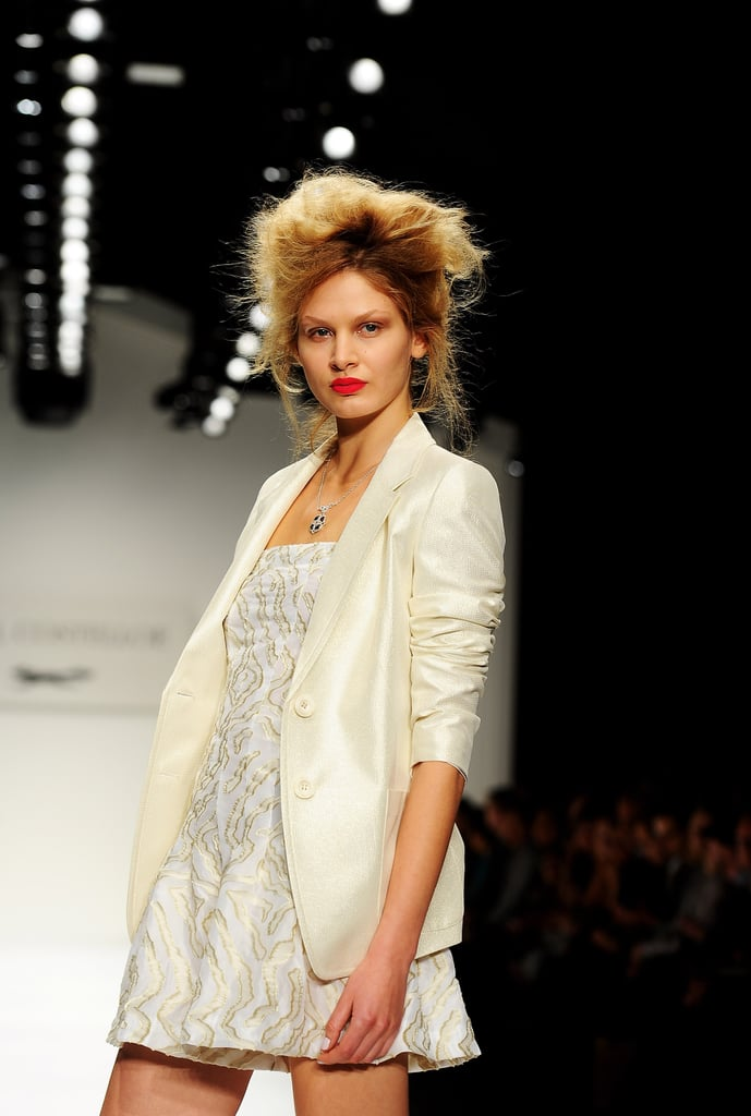 2011 Spring London Fashion Week: Paul Costelloe