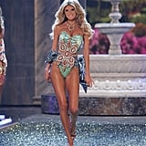 Marisa Miller looked amazing on the runway in '07.