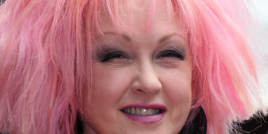 Cyndi Lauper Has Some Bold Beauty Advice For Older Women