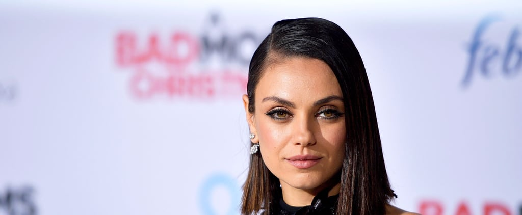 6 Times Mila Kunis Deserved a Mother of the Year Award in 2017