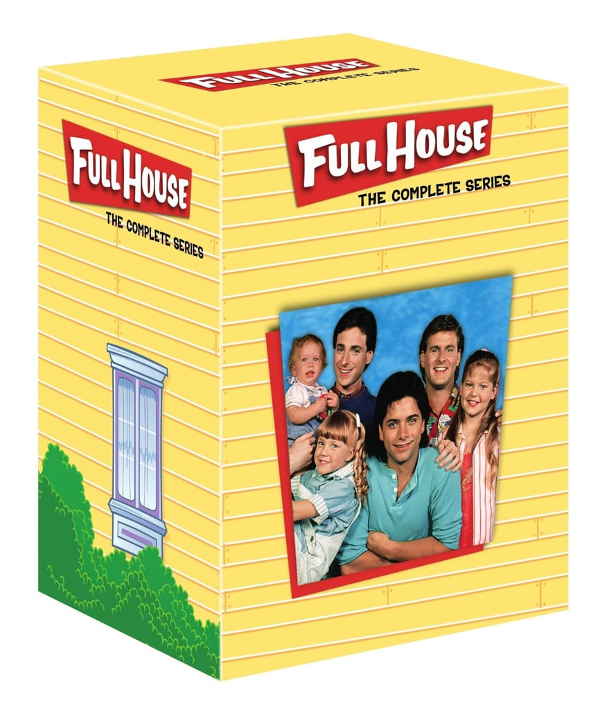 Full House: The Complete Series on DVD