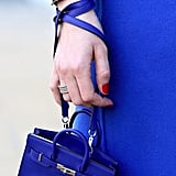 What's better than a Birkin? A mini Birkin, of course!