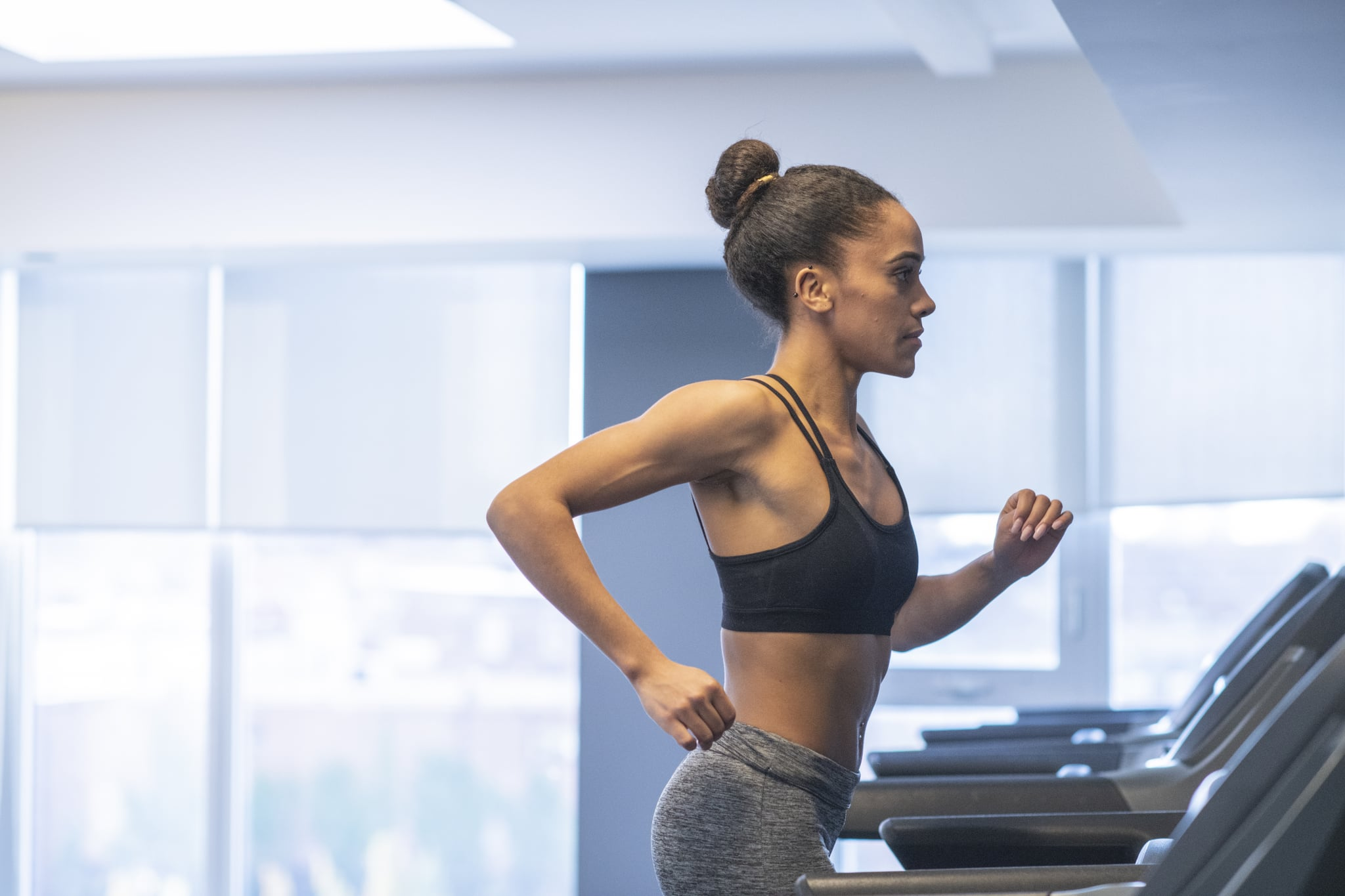 2 Trainers Agree: This Is the Best Kind of Treadmill Workout You Can Do to Build Your Booty