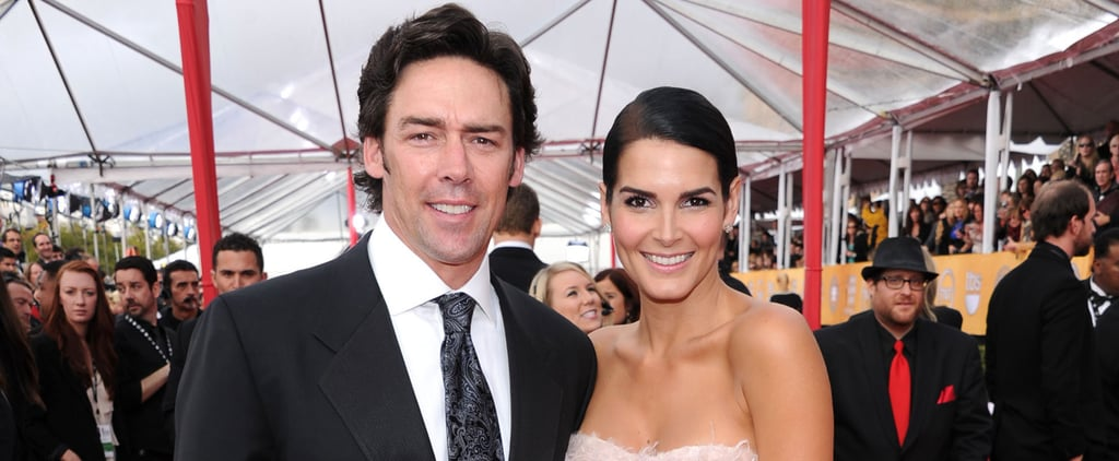 Angie Harmon and Jason Sehorn Split