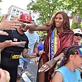Dominique Jackson at Pride