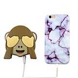 Velvet Caviar Monkey Portable Charger