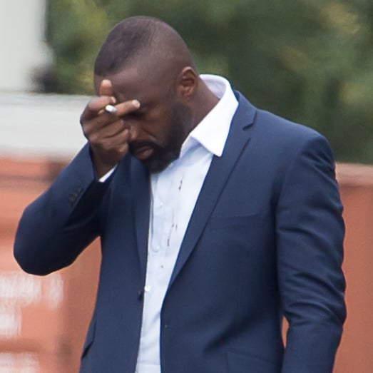 Idris Elba Bulge Photo 2014