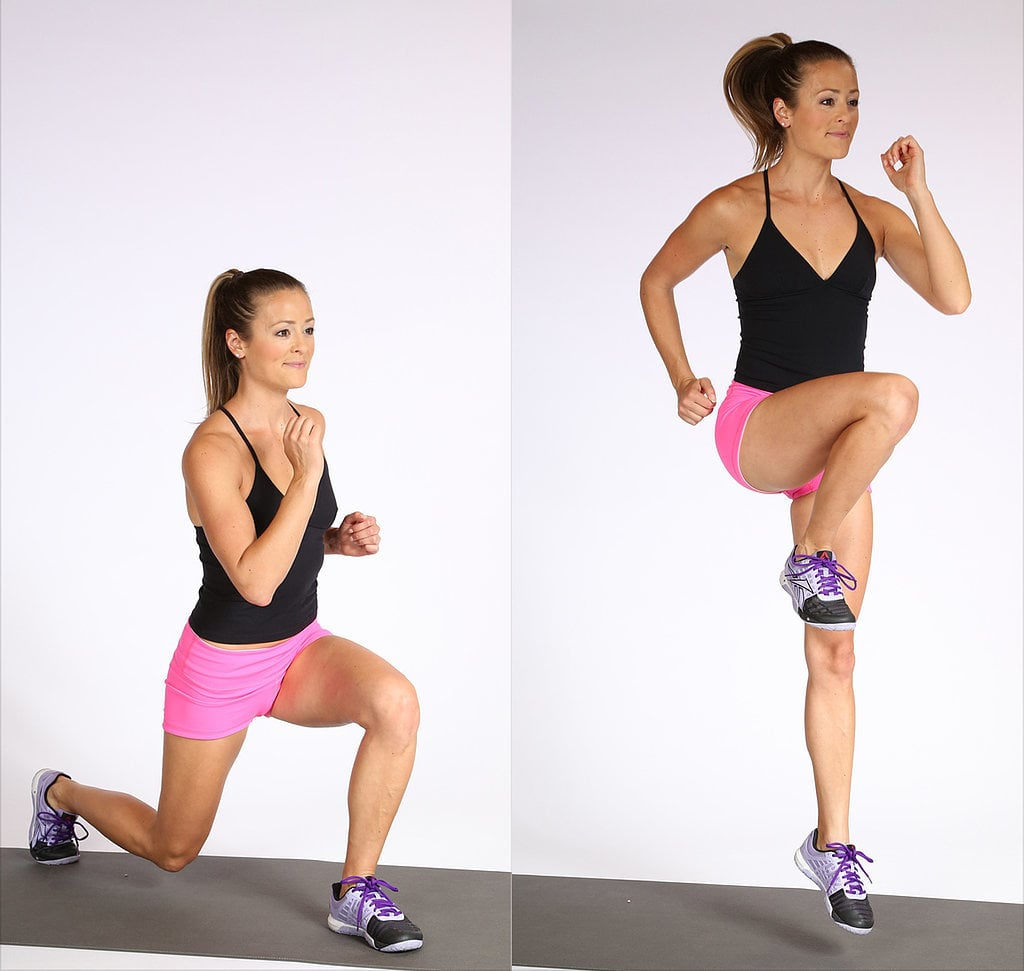 What Are the Best Lunge Variations? | POPSUGAR Fitness