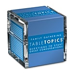 Table Topic cubes come in a variety of categories, but the Family Gathering Edition ($25) allows participation for all ages. It's a gift that will come in handy again and again, and guests will love learning more about each other.