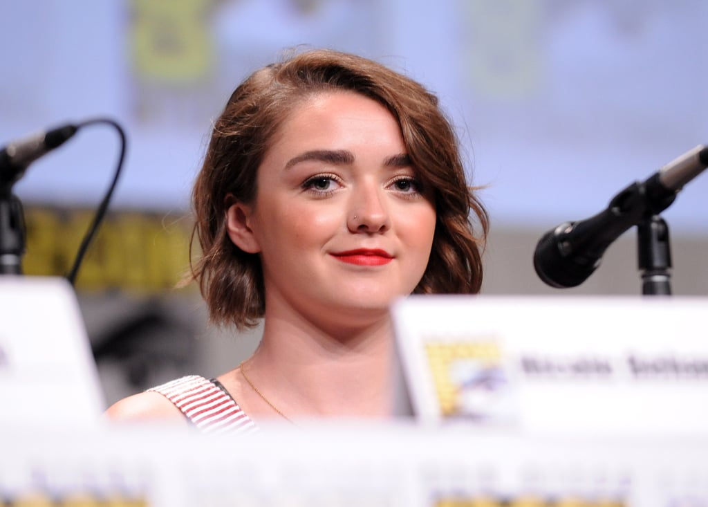 Maisie Williams, Arya of Game of Thrones