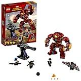 The Hulkbuster Smash-Up Lego Set