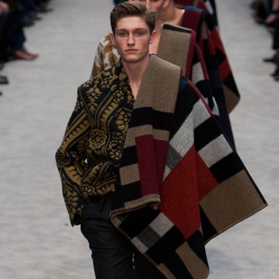 Burberry Men's Fall 2014 Runway Pictures
