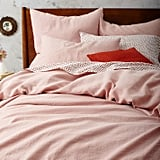 Belgian Flax Linen Duvet Cover and Shams ($110-$120, originally $189-$199)