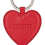 Barneys New York Heart Key Ring-Red ($15)