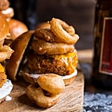 Kickin' Cajun Chicken Sliders