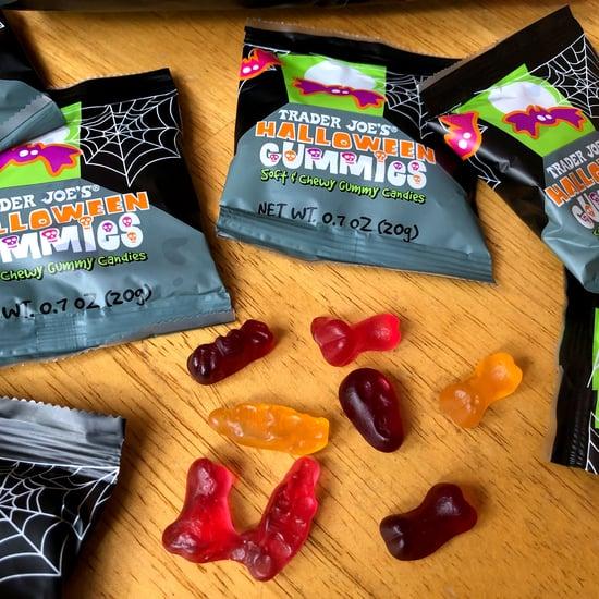 Trader Joe's Vegan Halloween Products