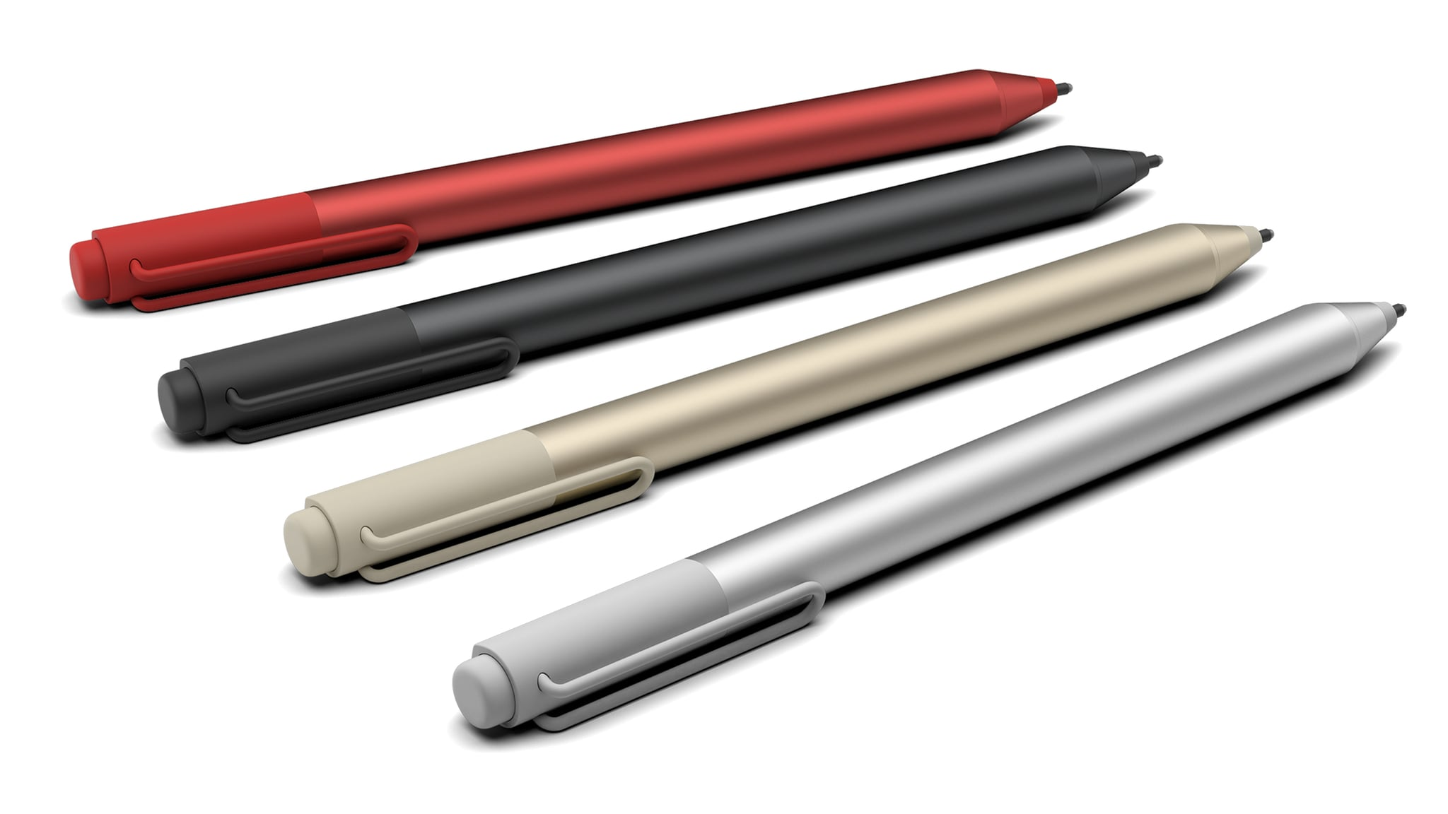 The New Surface Pen Comes With All Year Battery Life The