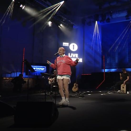 Anne-Marie's Cover of Watermelon Sugar BBC Live Lounge Video