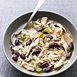 Healthy Turkey Wild Rice Soup