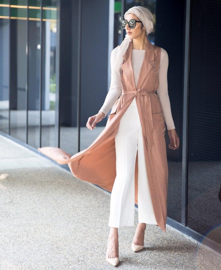 Macy S Hijab Clothing Line Popsugar Fashion