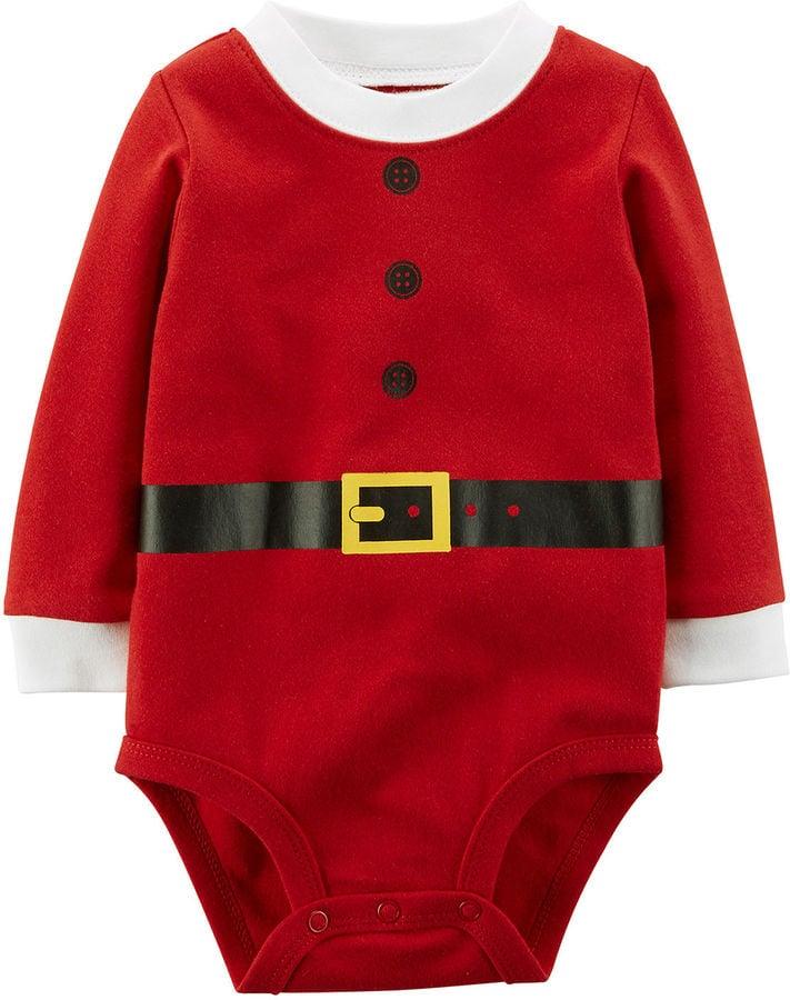 Carter's Santa Bodysuit