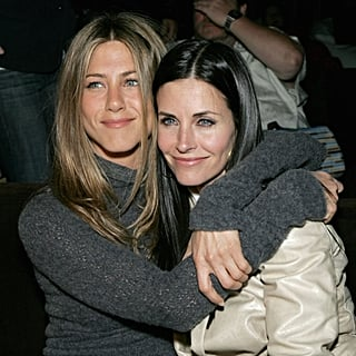Courteney Cox's Birthday Post For Jennifer Aniston 2019