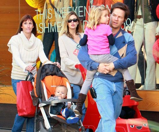 Weekend Shoppers