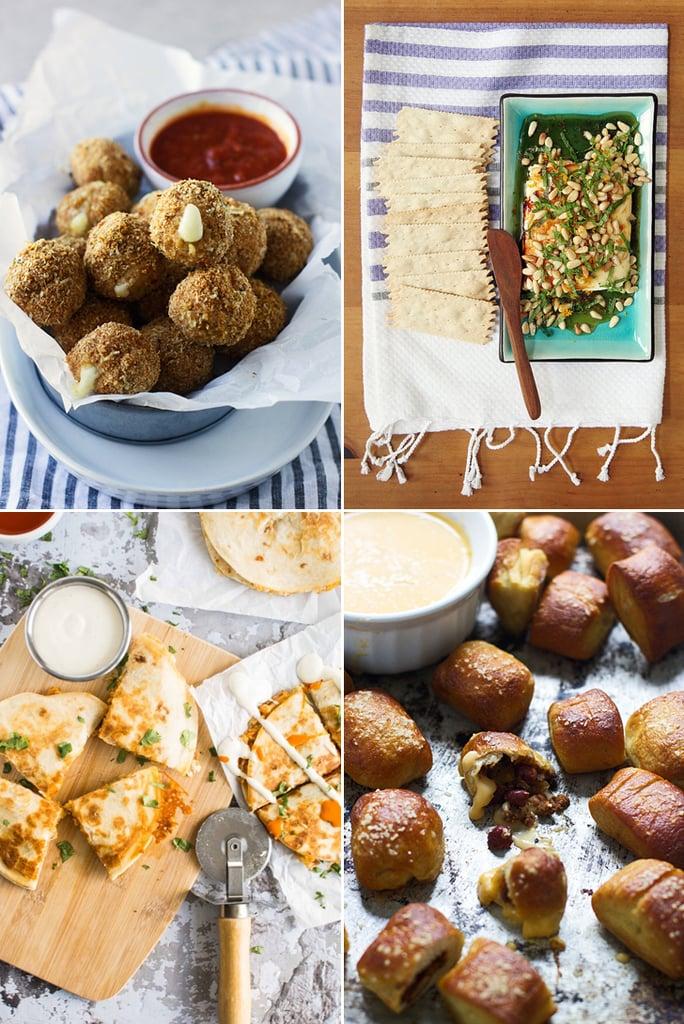 Cheesy Appetizer Recipes