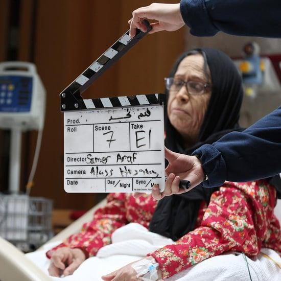 فيلم نجد السعودي يفوز بجائزة الصقر الخليجي الطويل في الإمارا