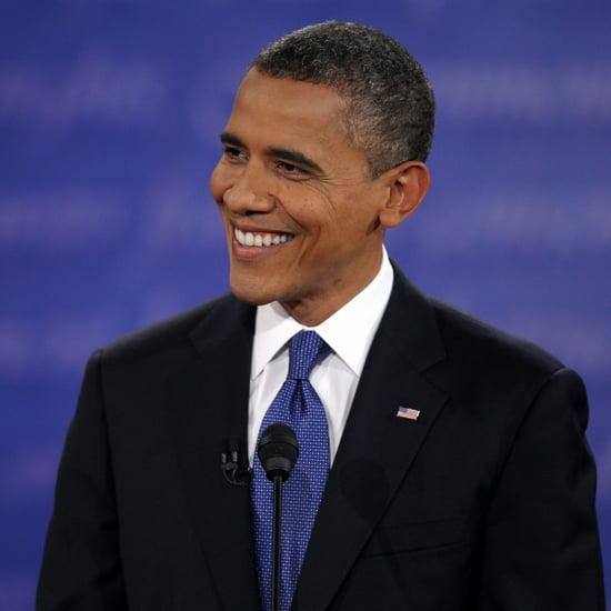 Barack Obama Tweets Positive 2017 News Stories