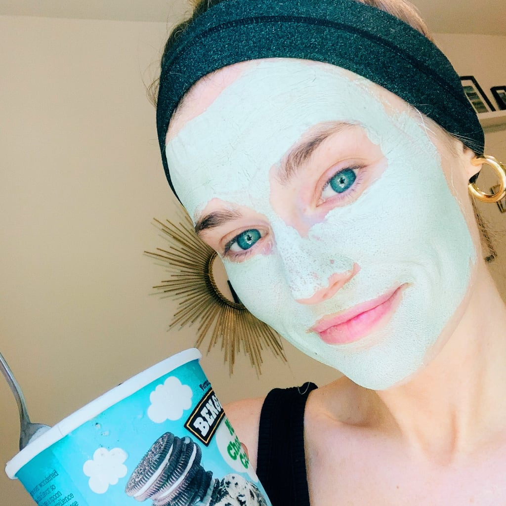 Kinship Mint Mud Mask Review