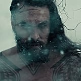 Jason Momoa as Aquaman Pictures