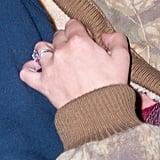 Jennifer Lawrence's Engagement Ring and Wedding Band