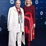 Vanessa Redgrave and Joely Richardson