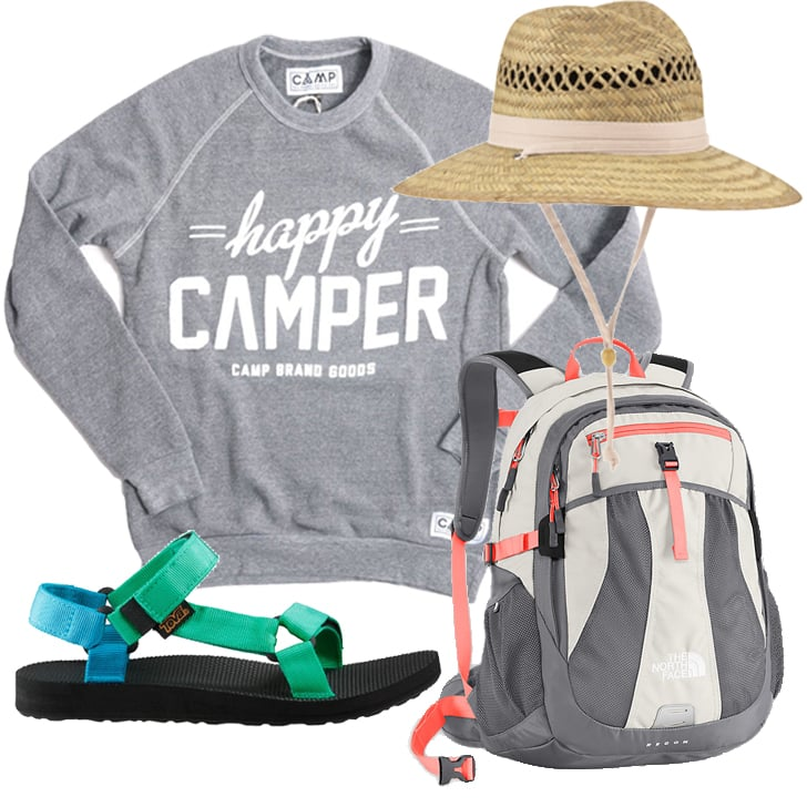 cute clothes for camping summer 2014 popsugar fitness