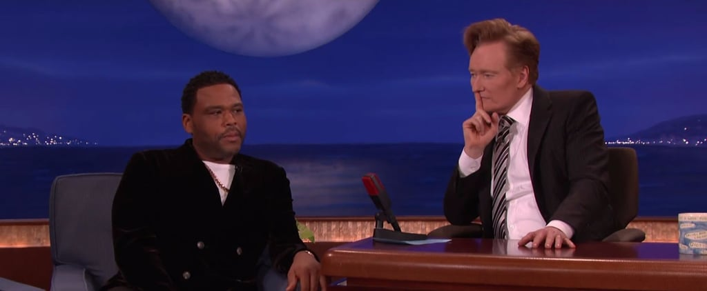 Anthony Anderson Says His Mom Taught Him How to Perform Oral Sex
