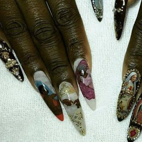Cynthia Erivo's Met Gala Manicure