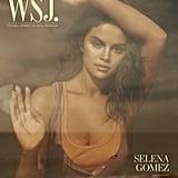 Selena Gomez on the Cover of WSJ. Magazine