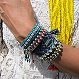 When we say arm candy, we mean it. This wrist boasts serious sparkle.