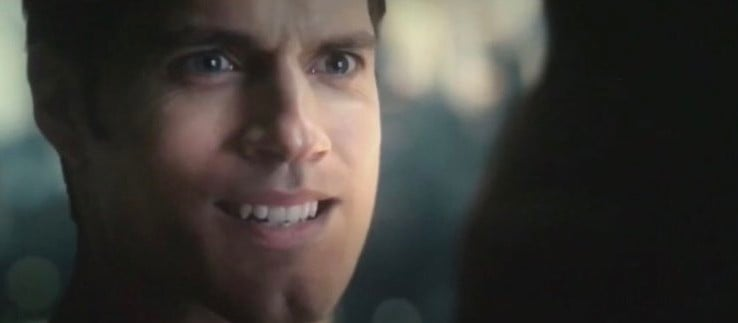 Why Is Superman's Mouth Weird in Justice League?
