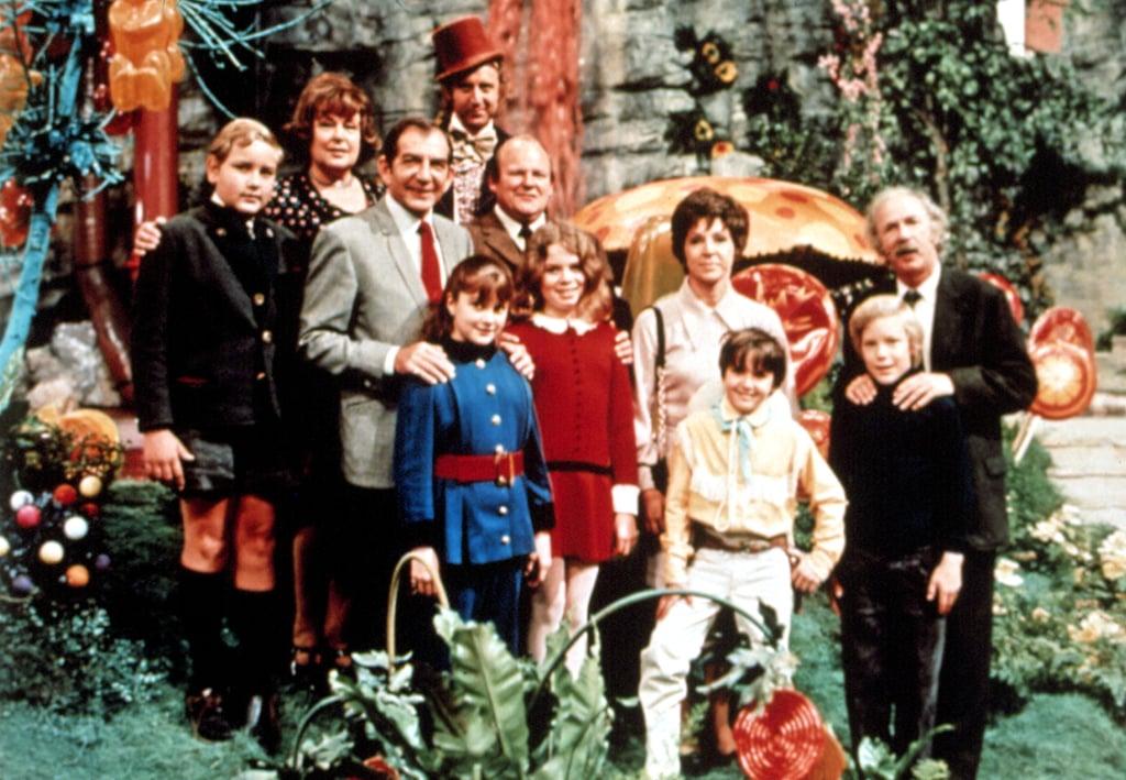 The Willy Wonka Crew